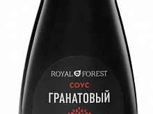 Фото Гранатовый соус Royal Forest