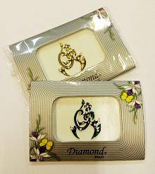 Бинди тату огонь Diamond Bindi
