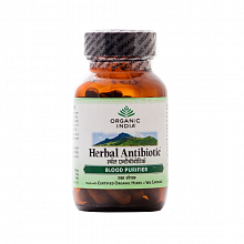 Фото Растительный антибиотик Herbal Antibiotic Organic India